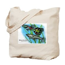 Wild Guppies Tote Bag