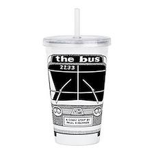 """the bus"" Acrylic Double-wall Tumbler"