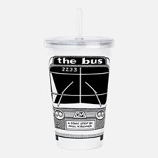 """the bus"" Acrylic Double-wall Tumbler"