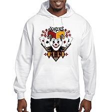 Joker's Wild Men's Hoodie Hoodie