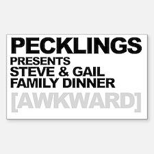 RB Pecklings Dark Decal