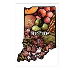 Indiana Home Postcards (Package of 8)