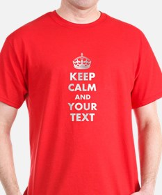 Keep Calm And Carry On T Shirts Shirts Tees Custom
