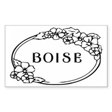 Cute Boise state broncos Decal