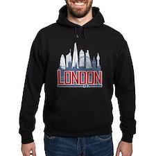Unique London city Hoodie