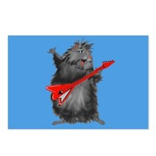 rockin rodent Postcards (Package of 8)
