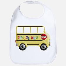 Cute Bus Bib