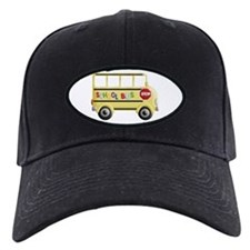 Funny School bus driver Baseball Hat