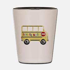 Cute Bus Shot Glass