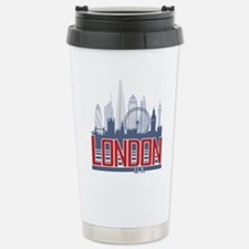 London Thermos Mug