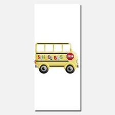 cute yellow school bus Invitations