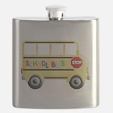 Cute Back to school Flask