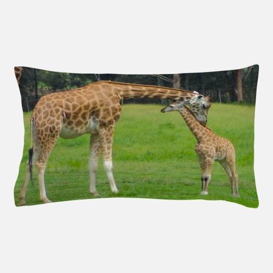 Baby Giraffe Pillow Case