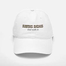 surfing Baseball Baseball Baseball Cap