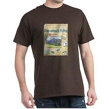 Monadnock Men's T-Shirt