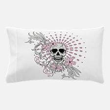 Vintage Skull Pillow Case