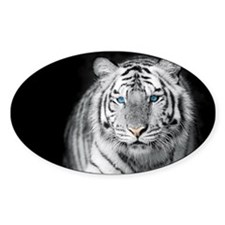 White Tiger Decal