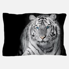 White Tiger Pillow Case