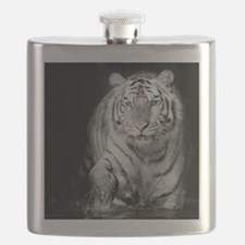 White Tiger Flask