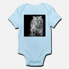 White Tiger Body Suit