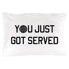You got served vollyball Pillow Case