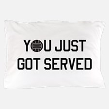 You got served vollyball Pillow Case
