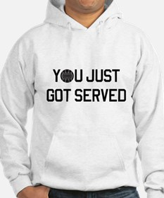 You got served vollyball Hoodie