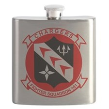 VF-161 Chargers Flask