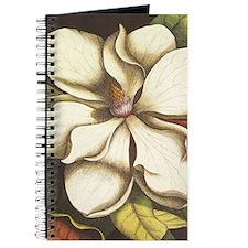 modern vintage fall magnolia flower Journal