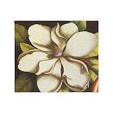 Vintage magnolia Blankets