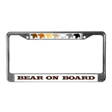 Cute Equality License Plate Frame