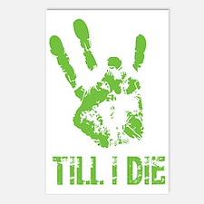 Vi Till I Die Postcards (Package of 8)