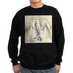 Vetruvian Crawfish1 Sweater