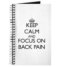 Cute Back pain Journal