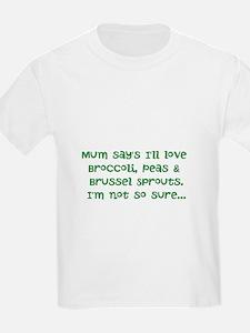 Green Veges T-Shirt
