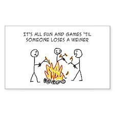 lose-weiner Decal