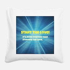 Unique Anti bullying Square Canvas Pillow