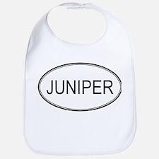 JUNIPER (oval) Bib