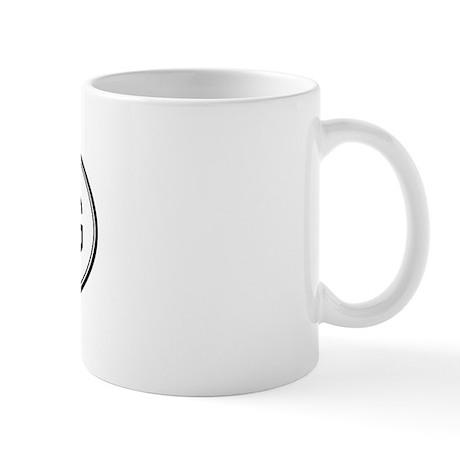 NUTMEG (oval) Mug