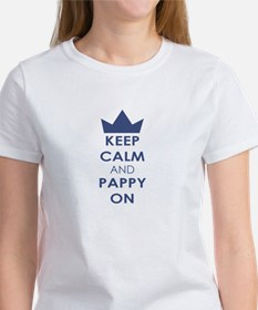 Keep Calm and Pappy On T-Shirt