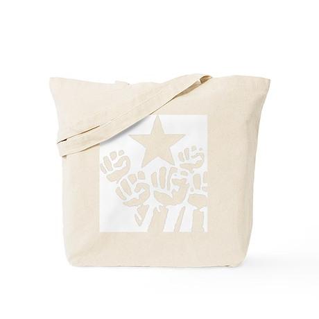 FIST STAR Tote Bag
