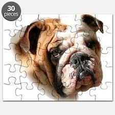 Cute Bulldogs Puzzle