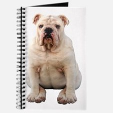 Unique English bulldogs Journal