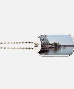 Blossoms in DC Dog Tags