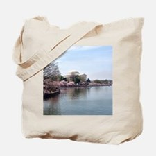Blossoms in DC Tote Bag