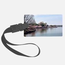 Blossoms in DC Luggage Tag