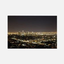 La Skyline Lights Magnets