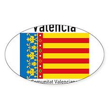 Valencia Decal