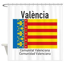 Valencia Shower Curtain