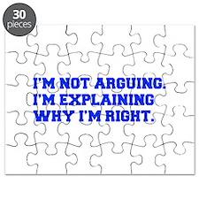 IM-NOT-ARGUING-fresh-blue Puzzle